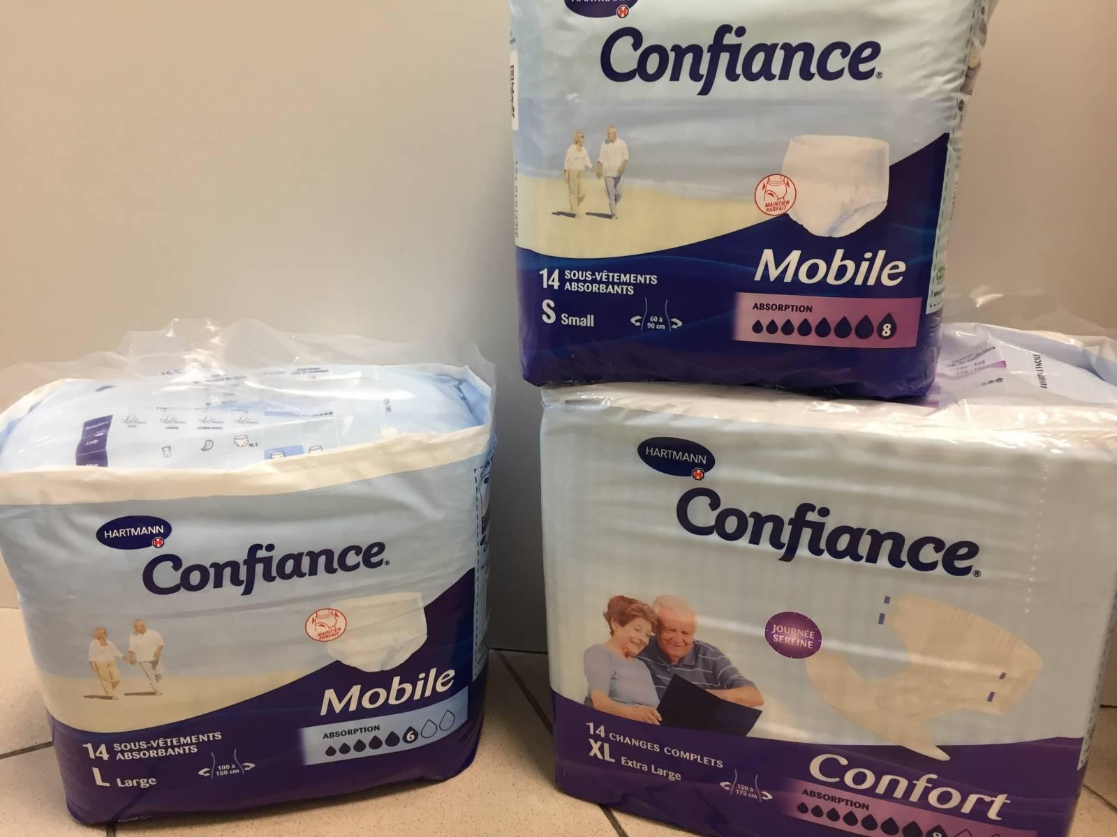 Confiance Protections Anatomiques Pour Adultes Pharmacie De Sormiou